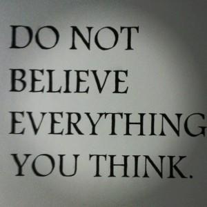 Do not believe.