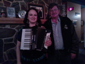 Accordion cousins
