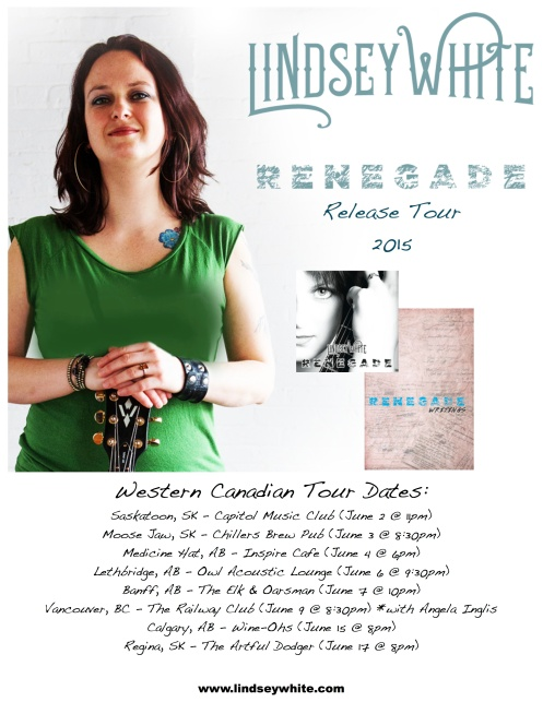 Renegade Release Tour